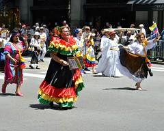 2017 International Parade of Nations (seanbirm) Tags: lionsclub lcicon lions100 lionsclubinternational parades chicago illinois usa statestreet statest weserve internationalparadeofnations