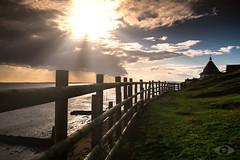 Goldcliff, Newport (http://www.grazynabudzenphotography.co.uk/) Tags: goldcliff newport landscape sescape landscapeseascape evening sunset sun beauty ngc flickr sky skyscape wales water walk south southwales grazynaphotography grass gren house bbcwales argus