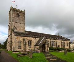 St Mary's Church, Kirkby Lonsdale (Snapshooter46) Tags: stmaryschurch kirkbylonsdale cumbria