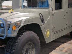 "M1043 Up-Armored HMMWV 5 • <a style=""font-size:0.8em;"" href=""http://www.flickr.com/photos/81723459@N04/36900418300/"" target=""_blank"">View on Flickr</a>"