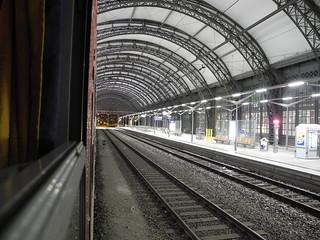night train / Nachtzug