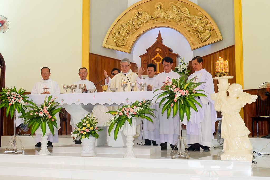 Thánh lễ tạ ơn khánh thành nhà thờ Hòa Cường – Giáo phận Đà Nẵng - Ảnh minh hoạ 51