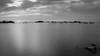 Port Blanc au couché du soleil (eric.hanss) Tags: billebaude france poseslongues eau nature mineral bretagne mer techniques bateau filtrend noiretblanc transports couchédesoleil météorologie lieu vehicules occasion