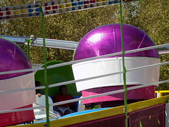 Tubs On Big Rock Amusements Tilt A Whirl. (dccradio) Tags: fayetteville nc northcarolina cumberlandcounty fair cumberlandcountyfair countyfair festival communityevent fun entertainment nikon coolpix l340 bridgecamera bigrockamusements amusement carnival midway mechanicalride thrillride ride rides amusementdevice attraction outside outdoors fairrides amusements amusementrides sellner tilt tiltawhirl familyride tubs bonnets fence tree trees