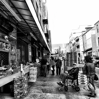 midday at Chinatown
