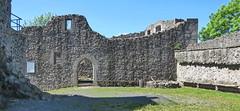 Burg Hauneck, 26.5.17 (ritsch48) Tags: hauneck burgruine oberstoppel burg ruine haunetal rhön hessen deutschland