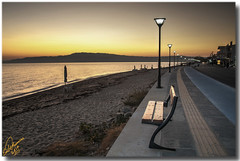 leading lines ... HDR (Emil9497 Photography & Art) Tags: touzla ofriniobeach kavala greece hellas nikond90 d90 emilathanasiou emil9497photographyart