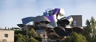 Bodega Marqués de Riscal, Elciego, Álava    Arquitecto: Frank Gehry