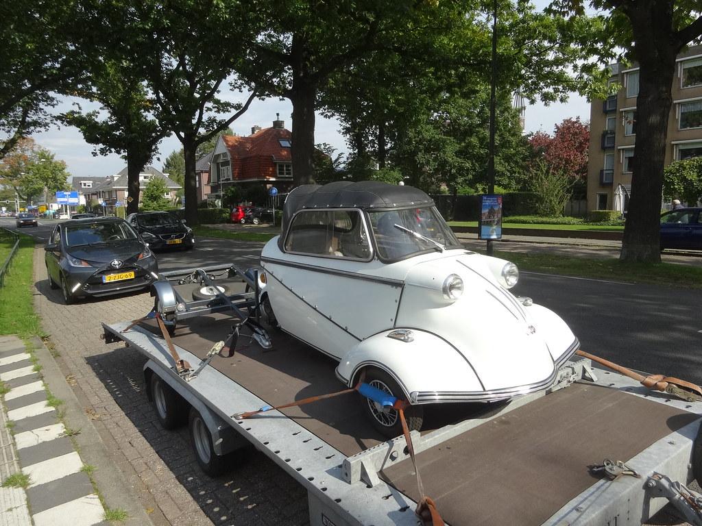 Messerschmitt KR 200 cabriolet Apeldoorn (willemalink) Tags: messerschmitt  kr 200 cabriolet apeldoorn