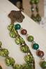 Collana handmade idea regalo - Necklace (CartaForbiciGatto) Tags: collana handmade idea regalo necklace gift fatta mano made italy verde smeraldo giada jewelry fatto orecchini earrings bronzo bronze