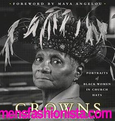 Crowns : Portraits of Black Women in Church Hats (Hardcover)--by Michael Cunningham [2000 Edition] (womensfashionista) Tags: 2000 black church crowns cunningham edition hardcoverby hats michael portraits women