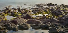 seda y rocas (Rafa perena) Tags: longexposure saomiguel paisaje landscapes scenery islas rocas costa mar oceano agua seda sigma1835 angular