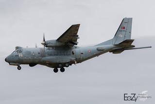 TCB-653 Turkish Navy Casa CN-235