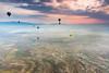 Wild Sky (A Camera Story) Tags: turkey goreme cappadocia hotairballoon asia sunrise dawn sonydslta99 sony2470mmf28cz