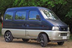 Suzuki Mastervan 1.3 2001 (RL GNZLZ) Tags: suzuki minivan furgon suzukimastervan 13 2001