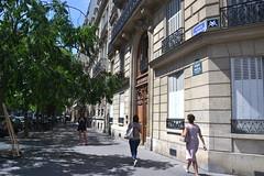 Space Invader (PA_1202) (Ausmoz) Tags: paris street art streetart rue urbain urban mur murs wall walls installation installations decal decals mosaic mosaique mosaiques space invader « invaders » tile tiles 75017 1202 pa1202