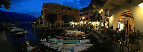 Old_Harbour_Limone_NightScape