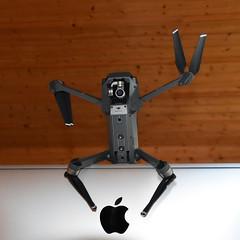 DJI MavicPro on iMac (Simon Waldherr) Tags: dji apple mavicpro uav computer mac imac drone aviation aeronautics flying