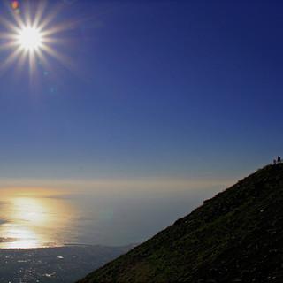 Vesuvio, Mare e Sole