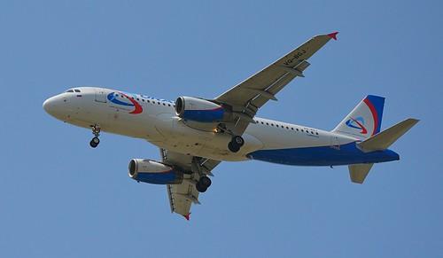 VQ-BGJ Ural Airlines