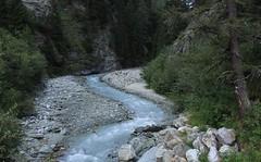 la Borgne d'Arolla (bulbocode909) Tags: valais suisse arolla valdhérens borgned'arolla torrents rivières montagnes nature eau vert bleu rochers forêts arbres mélèzes pravolin explore
