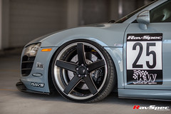 "RAYS Blackfleet V205C - Audi R8 - Artisan Spirits Japan Kit - SEMA 2016 • <a style=""font-size:0.8em;"" href=""http://www.flickr.com/photos/64399356@N08/35977403300/"" target=""_blank"">View on Flickr</a>"