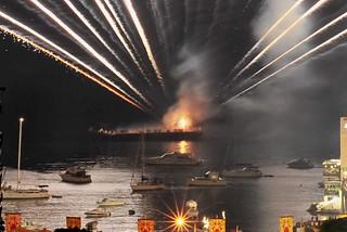 Balutta fireworks