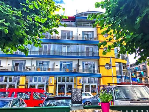 Rostock Hotel Huebner Front