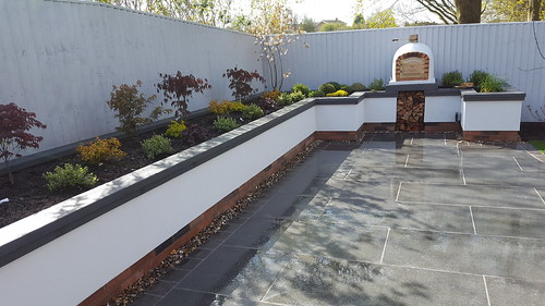 Bramhall Landscape Design and Construction - Patios and Pizza Image 3