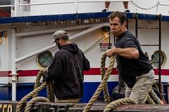 r_170903410_beat0053_a (Mitch Waxman) Tags: 2017greatnorthrivertugboatrace 42ndstreet buchanan donjon fireboatjohnjharvey hudsonriver midtown millerslaunch mistert newyorkcity newyorkharbor tugboat workingharborcommittee newyork