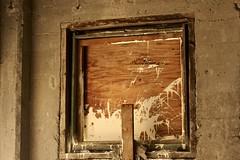 Crossing the Frame (LookSharpImages) Tags: lime oregon limeoregon abandoned abandonedspaces