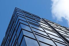 rubikesque (248/365) (werewegian) Tags: city centre glasgow glass reflection cloud sky werewegian sep17 365the2017edition 3652017 day248 5sep17