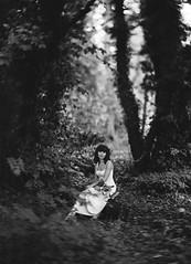 Ania Forest (www.s999.co.uk) Tags: camera mentor panorama ii ƒ80 130 asa100 film fomapan 100 5x7 inch lenscarl zeiss jena tessar 300mm f45 developing ilford ilfosol 3 19 5min jakubpyrdek 90s sanches90s wwws999couk studio999 studio999portrait s999 women forest bw black withe and portrait portraits large format analog