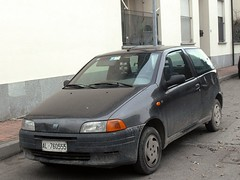 Fiat Punto 60 S 1994 (LorenzoSSC) Tags: fiat punto 60 s 1994