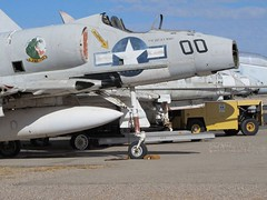 """Douglas A-4C  91 • <a style=""""font-size:0.8em;"""" href=""""http://www.flickr.com/photos/81723459@N04/36292381333/"""" target=""""_blank"""">View on Flickr</a>"""