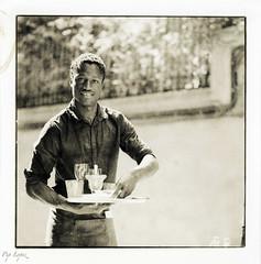 Sibiri, the waiter