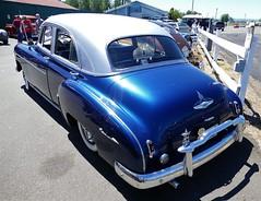 1949 Chevrolet Styleline (bballchico) Tags: 1949 chevrolet stylelinedeluxe royalimagecc billetproofwashington carshow