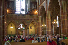 Open Monumentendag, St.-Agathakerk, Lisse, 9 september 2017. Foto: Alexander Schippers.