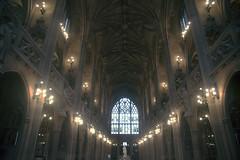 The John Rylands Library, Manchester (Sarah-Louise Burns) Tags: thejohnrylandslibrary manchester the john rylands library hogwarts magical old