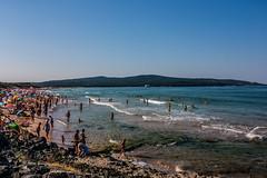 Северный пляж Приморско