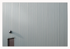 Part of a Door (Rick Olsen) Tags: wall minimal mundane less