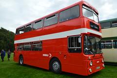 1397 NRN397P (PD3.) Tags: 1397 nrn397p nrn 397p leyland atlantean roe rvpt ribble vehicle preservation trust bus buses lytham hall st annes lancashire classic blackpool