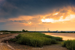 Storm Clouds Over Stratford (Simmie | Reagor - Simmulated.com) Tags: 2017 august bridgeport clouds connecticut connecticutphotographer landscape landscapephotography longbeachpark longbeachpoint longislandsound nature naturephotography newengland outdoors stratford summer sunset unitedstates beach ctvisit digital https500pxcomsreagor httpswwwinstagramcomsimmulated water wwwsimmulatedcom us