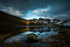 Valschervielsee (raimundl79) Tags: wow wolke weather wanderlust wasser water photographie panorama perspective austria alpen autumn österreich landschaft lightroom landscape ländle lake lichtspiel myexplorer mountain montafon nikon nikond800 new bestpicture beautifullandscapes berge vorarlberg fotographie flickrr flickrexploreme foto follow4follow 7dwf tamron2470mm explore exploreme entdecken explorer earth erde cloud clouds cloudporn d800 digital stone sky sunset snow schnee see bergsee view awesome greatmoment