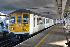 Thameslink 319011 (Will Swain) Tags: blackfriars station 27th july 2017 greater london capital city south east train trains rail railway railways transport travel uk britain vehicle vehicles country england english class thameslink 319011 319 011