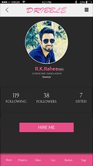 driblerkr (raheerkr) Tags: ui design apps