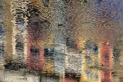 Abstrait // Abstract (erichudson78) Tags: espagne españa espanya catalogne catalunya girona canoneos6d canonef70200mmf4lisusm reflection reflets water eau great wonderful