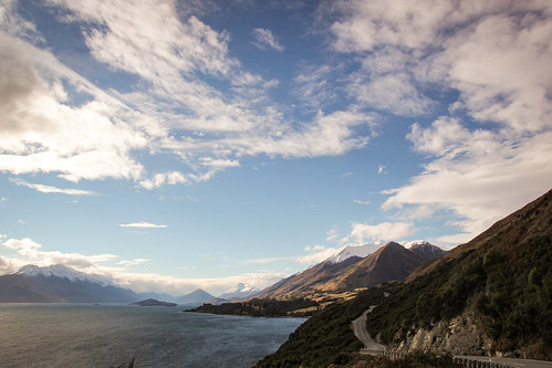 Lake Near Queenstown