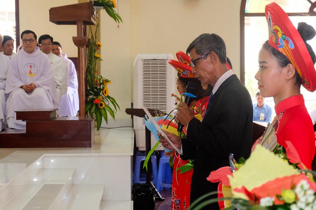 Thánh lễ tạ ơn khánh thành nhà thờ Hòa Cường – Giáo phận Đà Nẵng - Ảnh minh hoạ 61