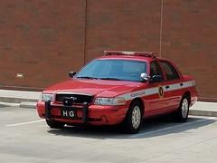 Columbus Fire Honor Guard (Central Ohio Emergency Response) Tags: columbus ohio fire honor guard ford crown victoria cvpi
